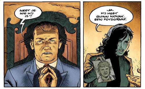 Het nieuw stripboek van ABA